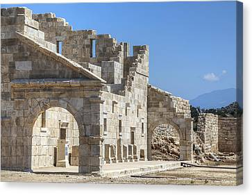 Patara - Turkey Canvas Print