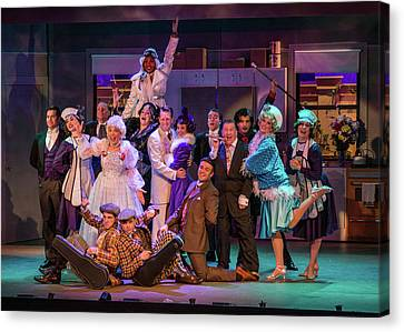 The Drowsy Chaperone 2017 Canvas Print