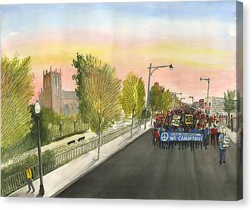 79th Street Matters Canvas Print