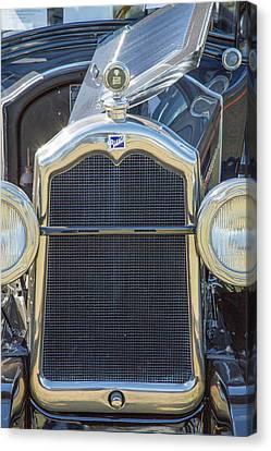 1924 Buick Duchess Antique Vintage Photograph Fine Art Prints 109 Canvas Print by M K  Miller