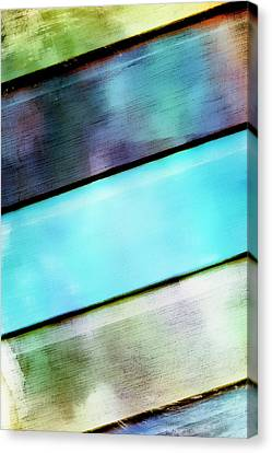 Abstract Background  Canvas Print by Tom Gowanlock