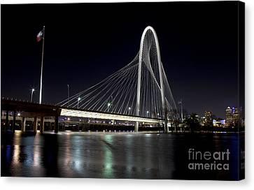 Downtown Dallas, Texas Canvas Print