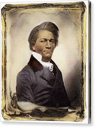 Frederick Douglass Canvas Print by Granger