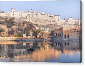 Jaipur - India Canvas Print by Joana Kruse