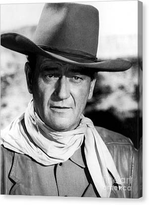 John Wayne (1907-1979) Canvas Print by Granger