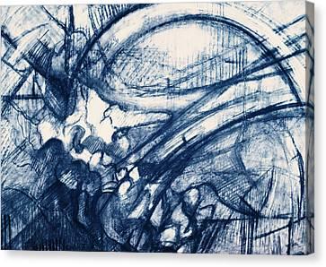 New Upload Canvas Print by Shant Beudjekian