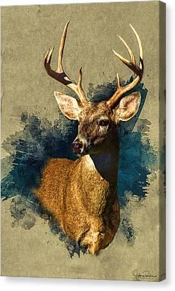 8 Points Canvas Print by Jeffrey Rolinc