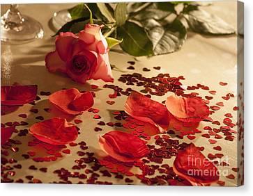 Alchol Canvas Print - Roses by Sebastien Coell