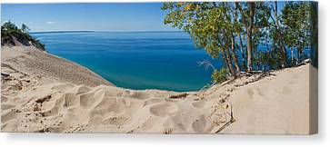 Lakeshore Canvas Print - Sleeping Bear Dunes by Twenty Two North Photography