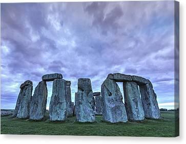 Stonehenge Canvas Print - Stonehenge - England by Joana Kruse