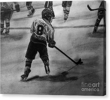 Ryan Trefz #8 Canvas Print