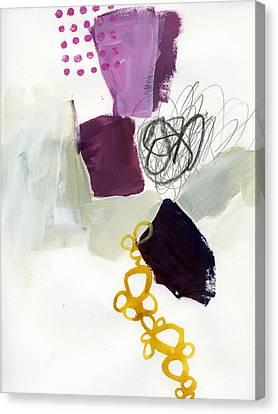 83/100 Canvas Print by Jane Davies