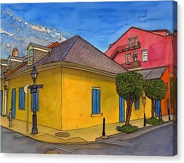 87 Canvas Print by John Boles