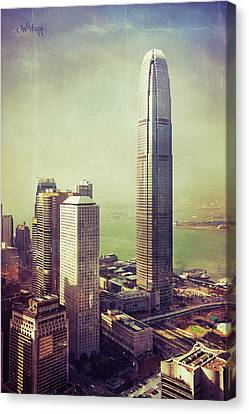 88 Floors Canvas Print by Joseph Westrupp