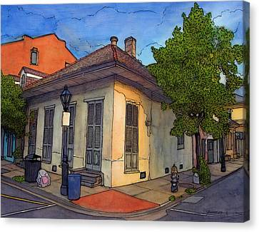 88 Canvas Print by John Boles