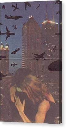 9-11-20 Canvas Print by William Douglas