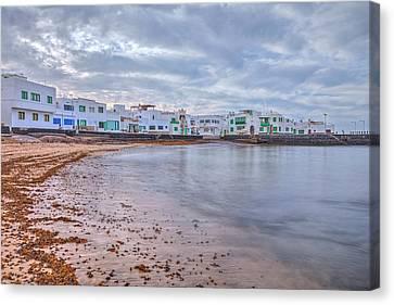 Famara - Lanzarote Canvas Print