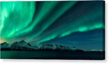 9 In The Afternoon Canvas Print by Tor-Ivar Naess