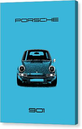 901 Canvas Print by Mark Rogan