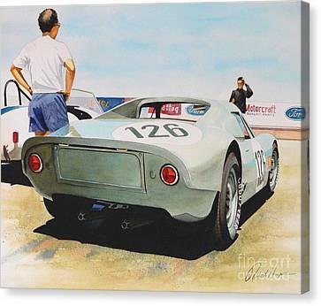 904 Canvas Print