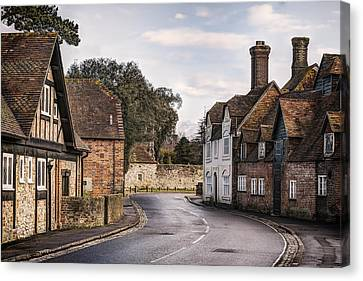 Haus Canvas Print - New Forest - England by Joana Kruse