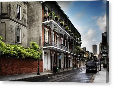 910 Royal Street Canvas Print