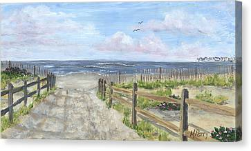 92nd Street Canvas Print