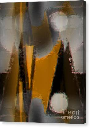 94 Canvas Print by John Krakora