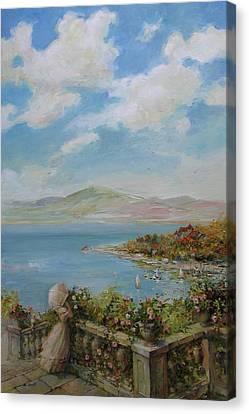 A Beautiful Day Canvas Print by Tigran Ghulyan