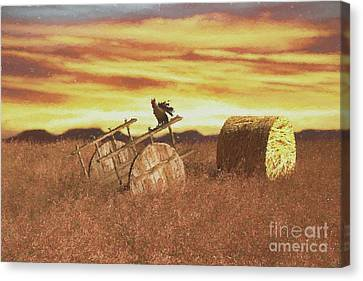 A Beautiful Morning Canvas Print
