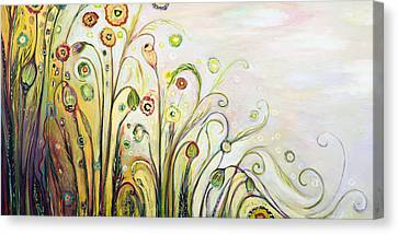A Breath Of Fresh Air Canvas Print by Jennifer Lommers