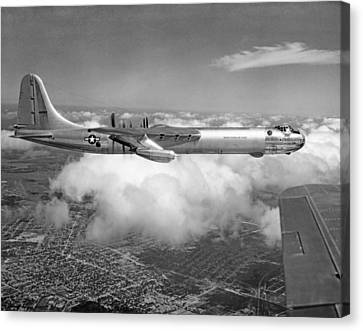 A Convair B-36f Peacemaker Canvas Print