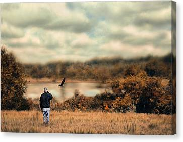 A Day In The Life Canvas Print by Jai Johnson