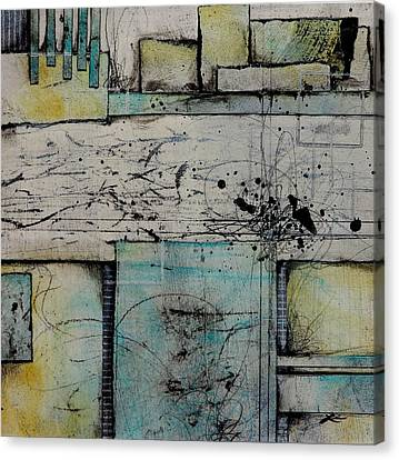 Canvas Print - A Different Approach  by Laura Lein-Svencner