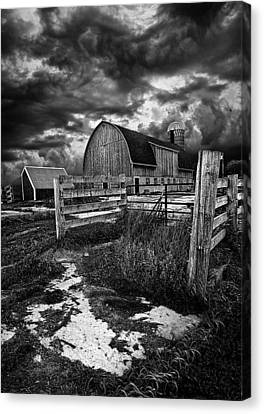 A Distant Thought Canvas Print by Phil Koch