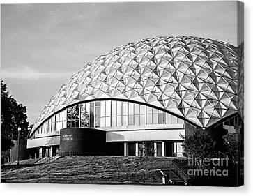 A E Wood Coliseum Canvas Print by Scott Pellegrin