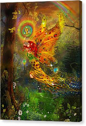 A Fairy Tale Canvas Print by Steve Roberts