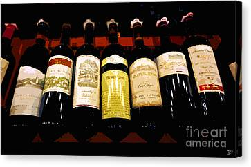 A Fine Selection Canvas Print by David Lee Thompson