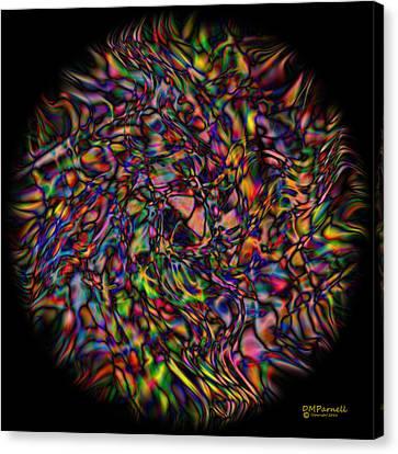 A Glass Blowers Dreams Canvas Print