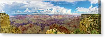A Grand View Of Grand Canyon Canvas Print