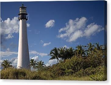 Southern Guideing Light Canvas Print by Capt Gerry Hare