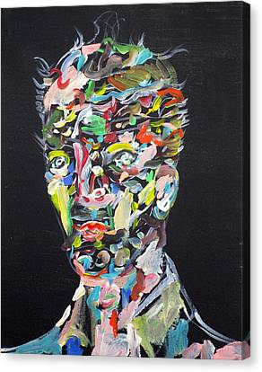 Canvas Print featuring the painting A Life Full Of Oppurtunities by Fabrizio Cassetta
