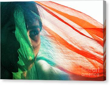 A Look Within Canvas Print