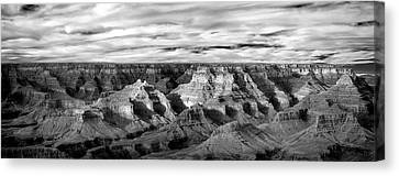 Canvas Print featuring the photograph A Maze by Jon Glaser