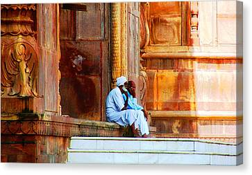 A Canvas Print by Mohammed Nasir
