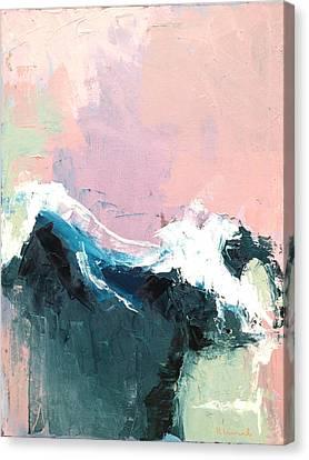 A New Dawn Canvas Print by Nathan Rhoads