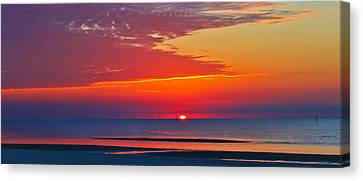 A New Day Canvas Print by Brian Wright