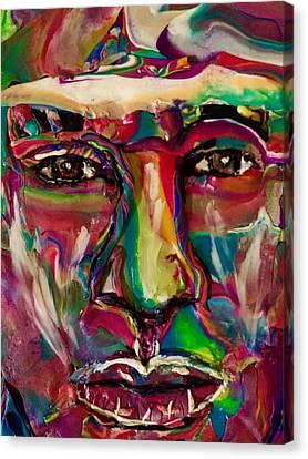 A New Man Canvas Print