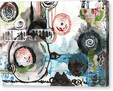 Jay Taylor Canvas Print - A New Paradigm by Jay Taylor