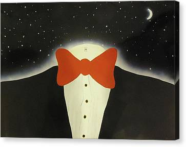 A Night Out With The Stars Canvas Print by Thomas Blood